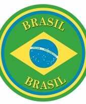 Bierviltjes in braziliaans thema trend