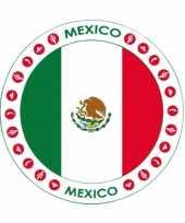 Bierviltjes in mexicaans thema trend