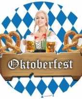 Bierviltjes voor een oktoberfest trend
