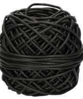 Bindbuis binddraad zwart 3 mm x 50 meter trend