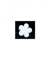 Bloemen van piepschuim 10 cm trend