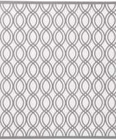 Bochten sjabloon voor verfsprays 30 x 30 cm trend
