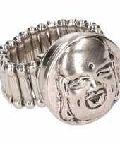 Boeddha chunk ring voor volwassenen trend