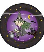 Bordjes voor een heksenfeest trend