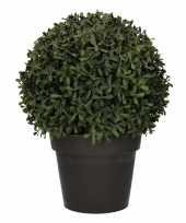 Boxwood ball kunstplanten 35 cm trend