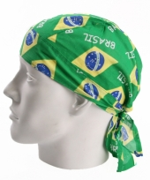 Brasil hoofddoeken trend