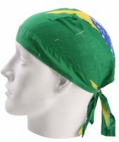 Braziliaanse hoofddoeken trend