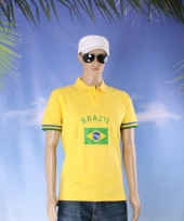 Braziliaanse poloshirts voor heren trend