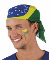 Brazilie bandana 53 cm trend
