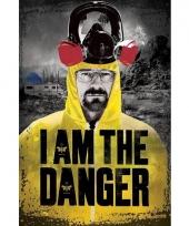 Breaking bad heisenberg poster trend