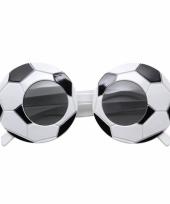Bril in voetbal vorm trend
