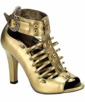 Bronzen hakken voor dames trend