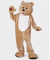Bruin beren outfit voor volwassenen trend