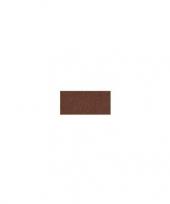 Bruin knutselpapier 130 gram 5 vel trend
