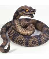 Bruine halloween cobra slang trend