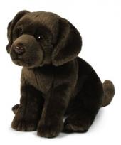Bruine labrador honden knuffeltje trend 10061377