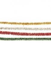 Buigbare pijpenragers 50 cm 10 stuks trend 10065240