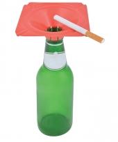 Buiten asbak voor flessenhals 10 cm trend 10088533