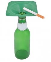 Buiten asbak voor flessenhals 10 cm trend