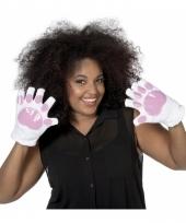 Bunny handschoenen voor volwassenen trend