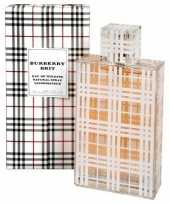 Burberry brit edt 50 ml trend