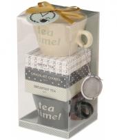 Cadeau set thee tijd trend