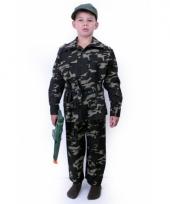 Camouflage kleding voor kinderen trend