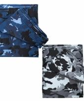 Camouflage zeilen 6 x 3 5 m trend