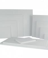 Canvas schildersdoek 24 x 30 cm trend