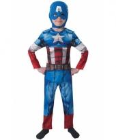 Captain america kostuum voor kinderen trend