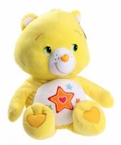 Care bear knuffel geel 47 cm trend