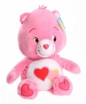 Care bear knuffel roze 47 cm trend