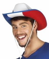 Carnaval cowboyhoed frankrijk trend