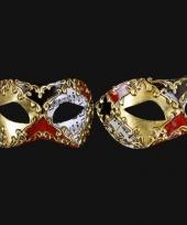 Carnaval de venice oogmasker handgemaakt trend