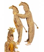 Carnaval giraffe kostuum kinderen trend