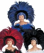 Carnaval hoofdtooi groot trend