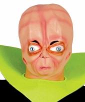Carnaval masker alien voor volwassenen trend