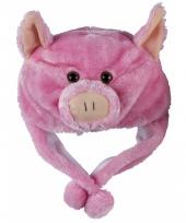 Carnaval varkens muts kids trend