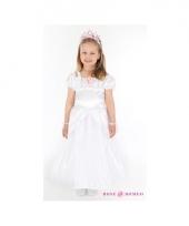 Carnaval verkleedkleding prinses wit meisjes trend