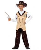 Carnavals kleding cowboy trend