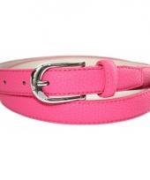 Carnavals riem roze 105 cm trend