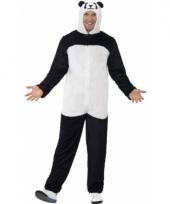 Carnavalskleding panda kostuum trend