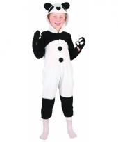 Carnavalskleding panda voor peuters trend