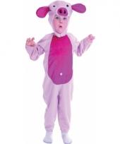 Carnavalskleding varken voor peuters trend