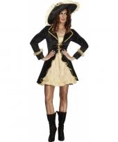Carnavalskostuum sexy piraten dame trend 10037418