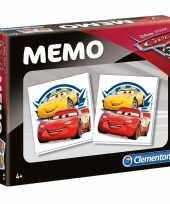 Cars memory spel voor jongens en meisjes trend