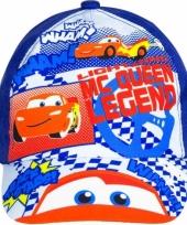 Cars pet blauw voor kinderen trend