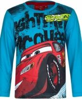 Cars t-shirt petrol blauw trend