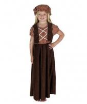 Charles dickens kostuum voor meisjes trend