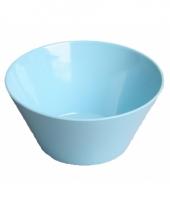 Chips schaaltje blauw trend